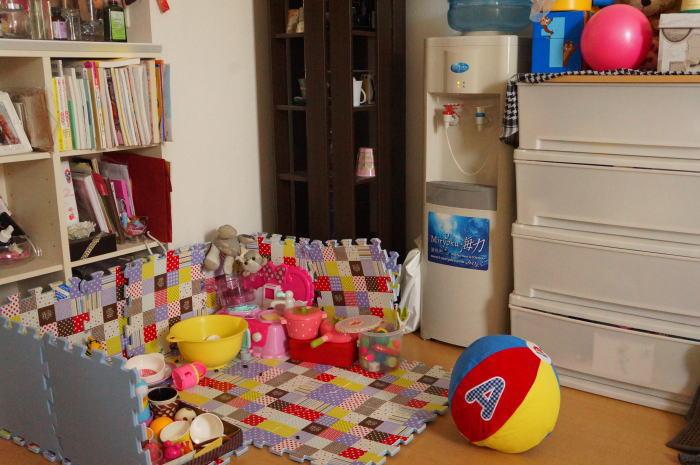 パパの育児@生後638日目:風邪対策に大掃除