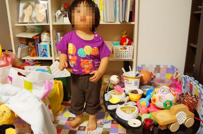 パパの育児@生後731日目:和鷲さんの晩餐会に招待される