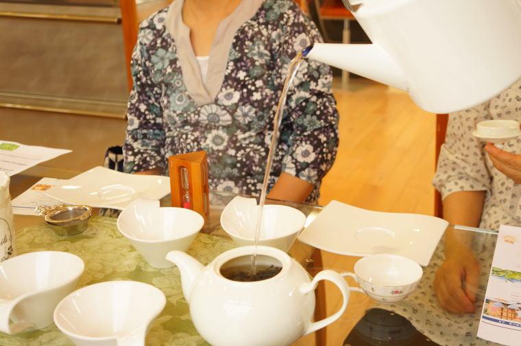 2016年9月の富山紅茶の会~南阿蘇紅茶