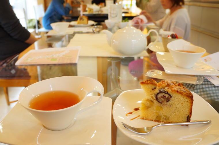 2016年10月の富山紅茶の会~富山産紅茶とローズティ