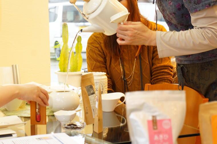 2016年11月の富山紅茶の会~天の上紅茶とローズティ