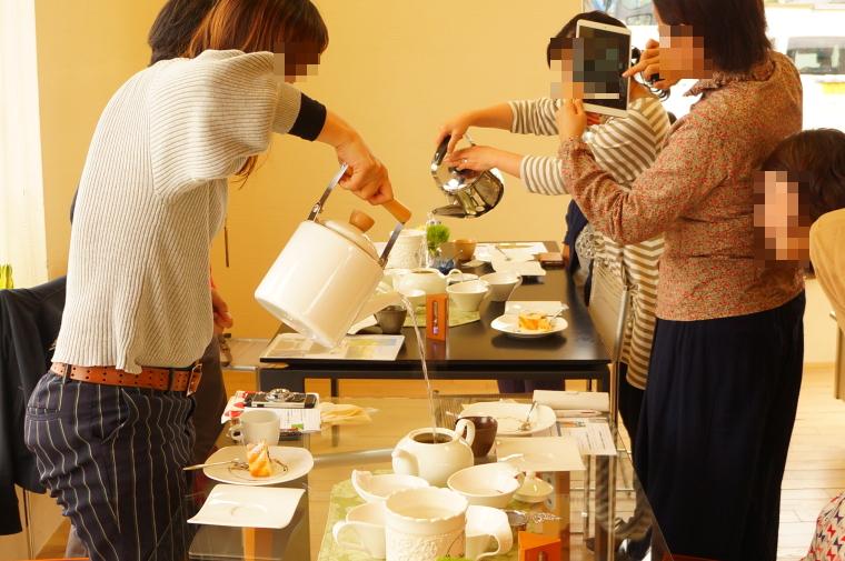 2017年10月の富山紅茶の会~富山産紅茶の新茶