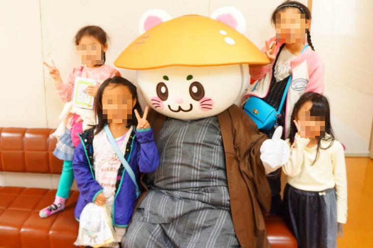 子供たちとの写真ギャラリー